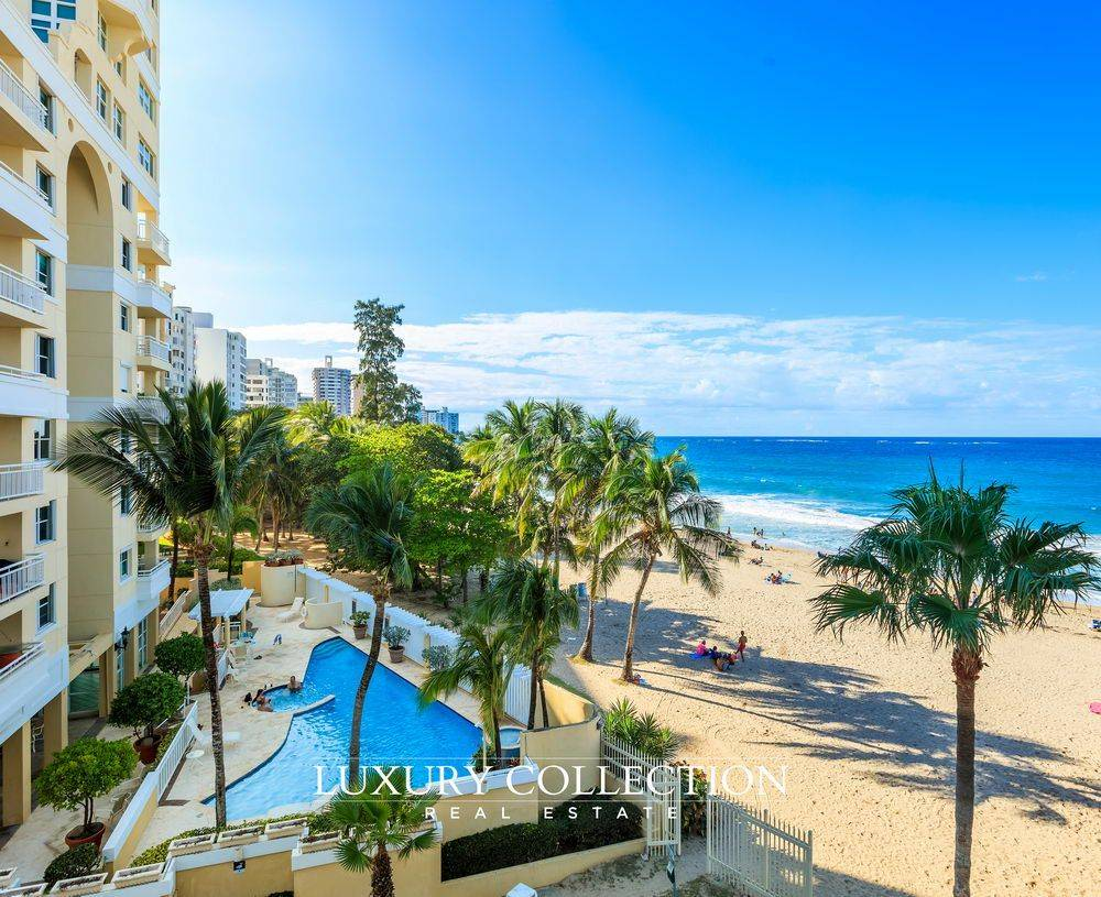 CARRION COURT PLAYA CONDADO BEACH FRONT *RENTED*