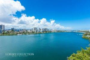 Apartment for sale Ashford 1000 in Condado Puerto Rico Condos for sale in Condado with Condado Lagoon Views