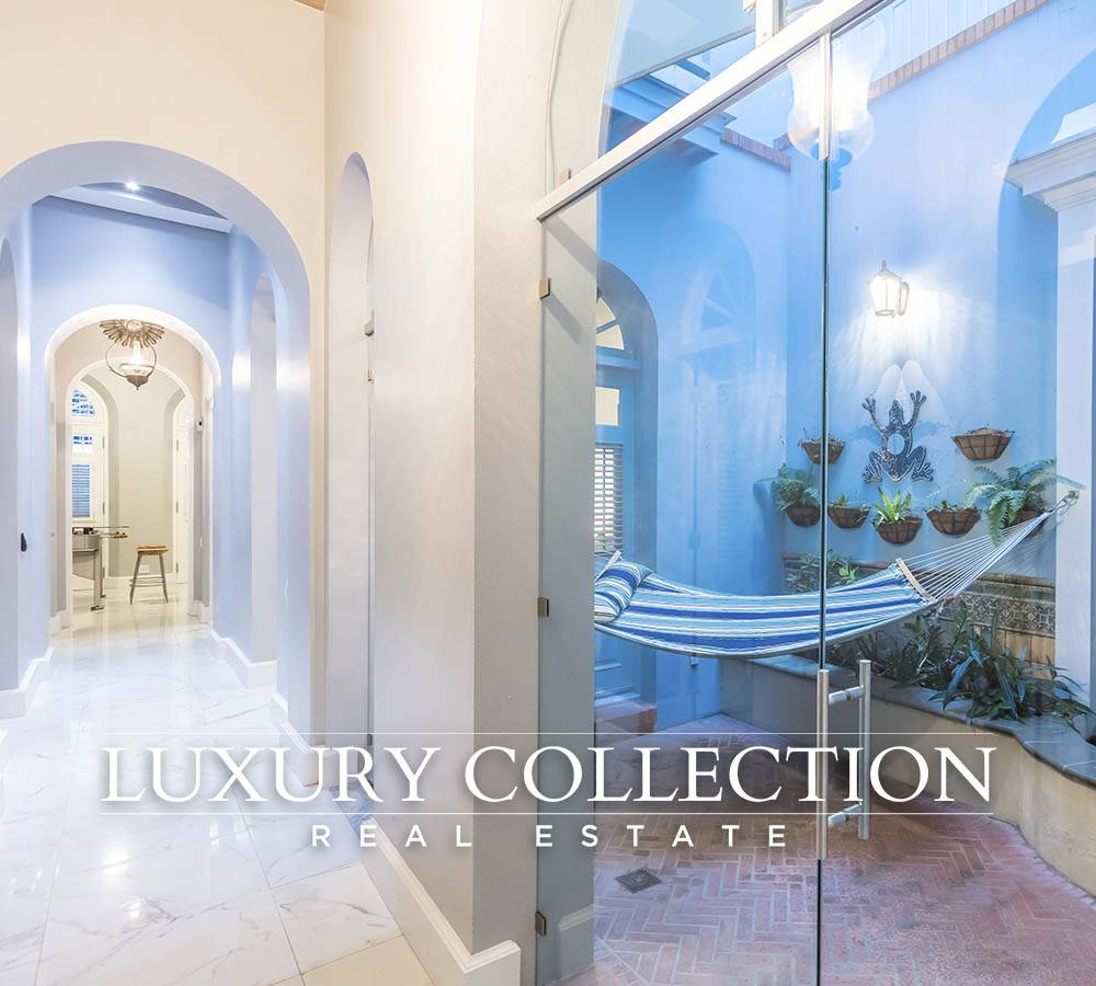 OLD SAN JUAN CALLE SOL LUXURY COLLECTION