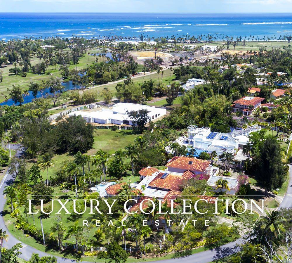 Dorado Beach Estates Mansion for sale