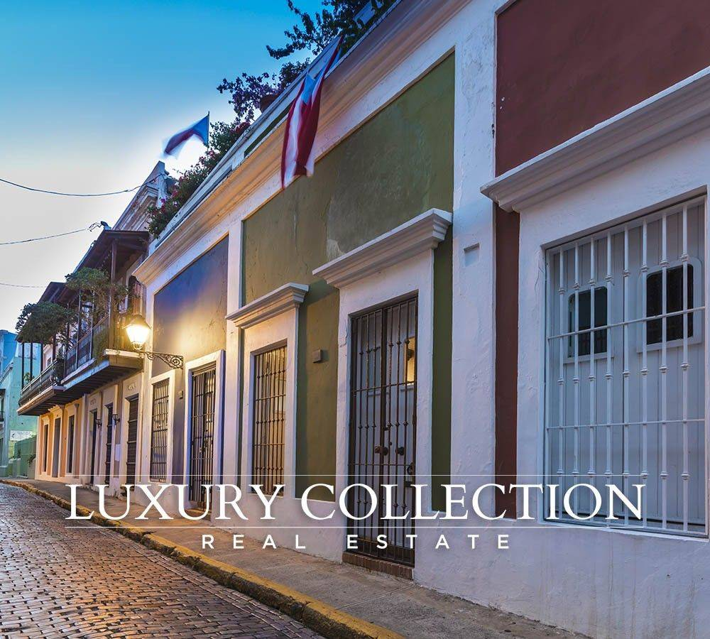 "***SOLD*** ""Sol 109"" at Old San Juan-Colonial Style Residence"
