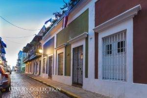 Sol Street at Old San Juan for sale, blends the colonial architecture with contemporary design resulting in an exceptional property in Old San Juan.