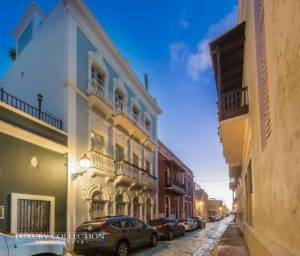 Remodeled Apartment for sale Old San Juan at Situated at the exclusive residential area of Sol Street, colonial and contemporary style Residence