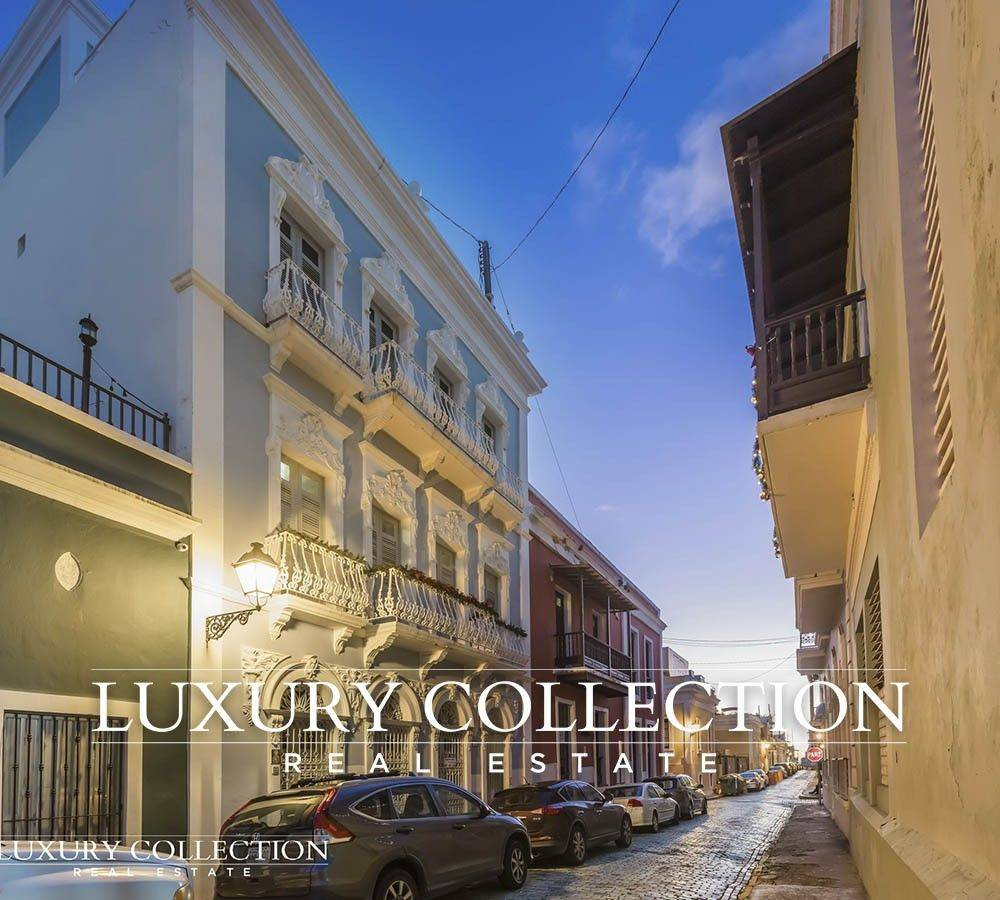 Remodeled Apartment for sale Old San Juan Sol Street, Colonial Style Residence ***UNDER CONTRACT***