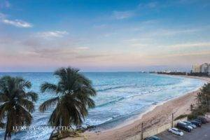 Solemar Beachfront in Condado with Ocean Views and Captivating Sunrises, apartment for sale on the beach in Puerto Rico. Near the best schools in Condado.
