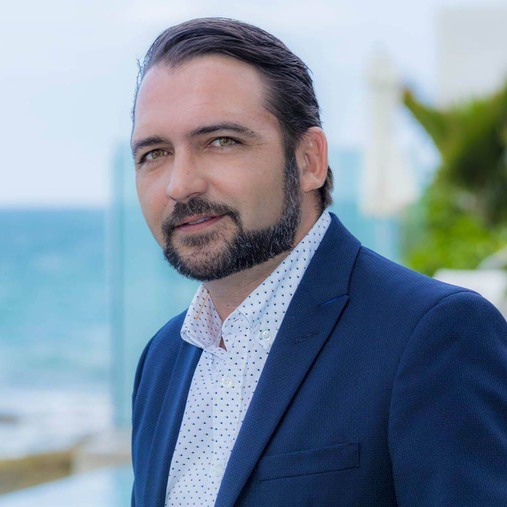 "Alejandro ""Alex"" Herrera, founder of Luxury Collection Real Estate"