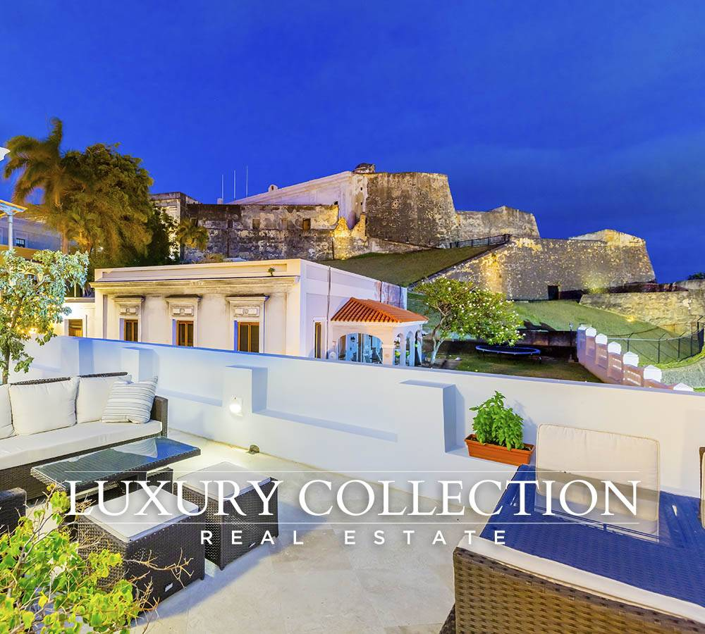 Balcones al Castillo at 413 San Francisco, Old San Juan ***UNDER CONTRACT***